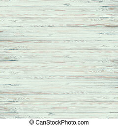 White Painted Vintage Wood