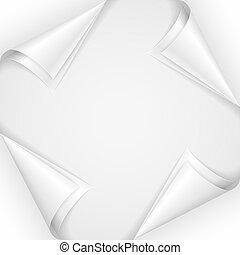 White Paper corners