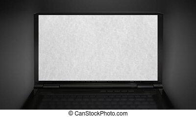 white paper filp