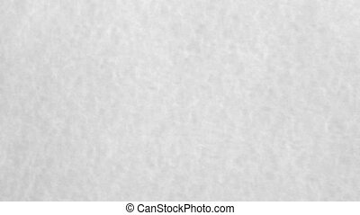 white paper flip