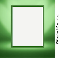 Template mock up for display of product or your content....