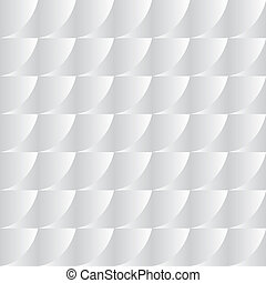 White Pattern Tile