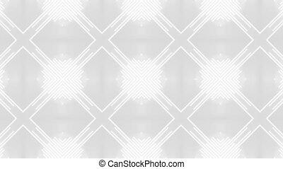 white pattern X