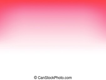 White Pink Gradient Background