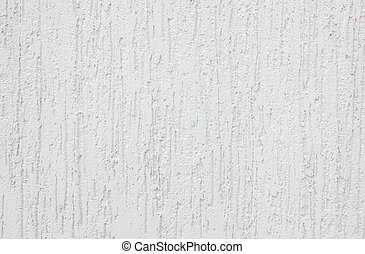 white plaster with stains on the wall texture background