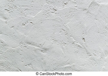 white plastered wall background or texture.