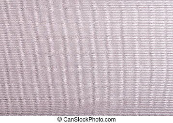 Macro shot of white polyester fabric for background