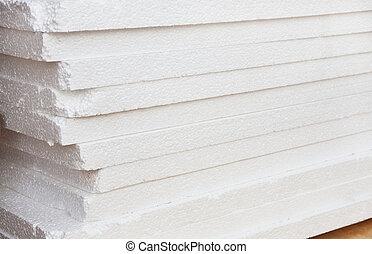 polyfoam building heater ream - White polyfoam building...