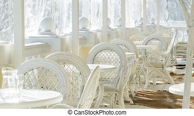 Elegant hall for celebrations