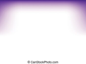 White Purple Copyspace Background