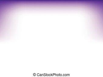 White Purple Copyspace Background