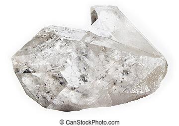 Quartz Crystal - White Quartz Crystal