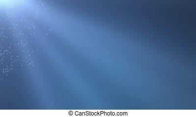 white ray