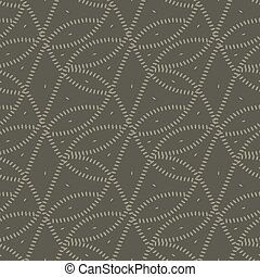 White rice repeatable background pattern