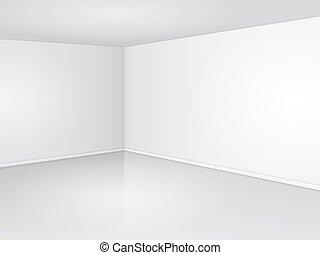 White Room Corner