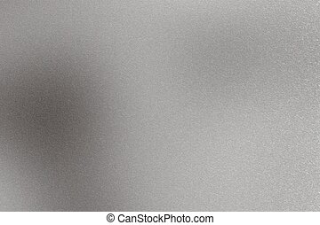 White rough metallic texture, abstract background