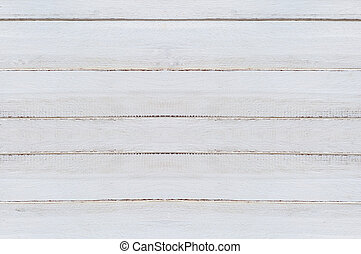 White rough wooden wall for background