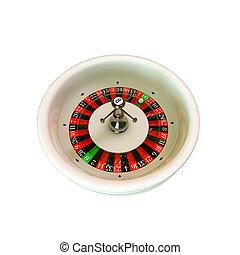 white roulette