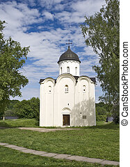 White russian church