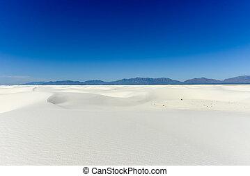 white sands monumento nacional
