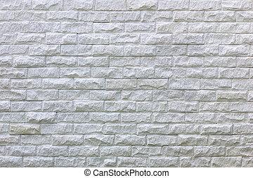 White sandstone wall texture background