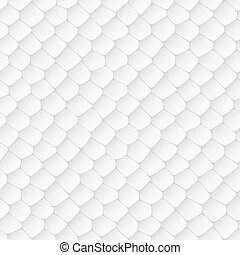 White seamless abstract texture, vector background ...