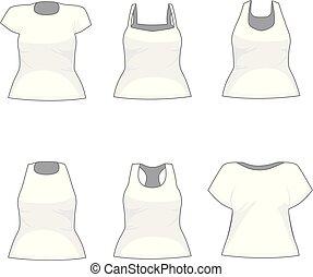 White Shirt Women Collection
