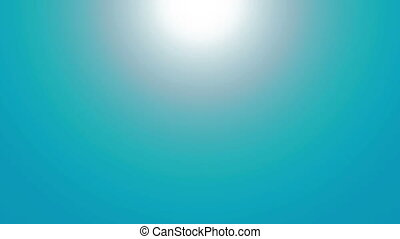 White Sparkle Spreding Over Blue Background Texture abstract