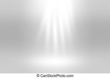White Spotlight Background Texture