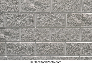 White stone wall background