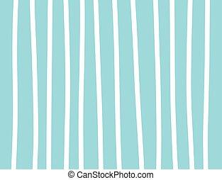 White stripes on blue background. Vector illustration