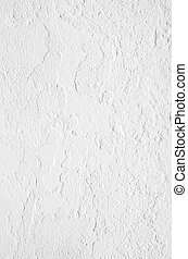 White Stucco - White old stucco wall texture background