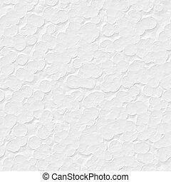 white styrofoam texture seamless