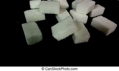 White Sugar Cane Cubes Glucose Sweetener