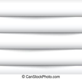 White template
