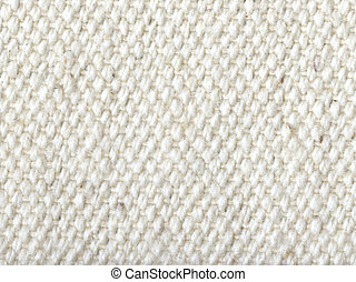 white textile material background
