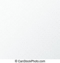 White texture - striped wavy diagonal pattern. - White paper...