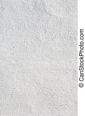 White wall background - Detail of a rugged white wall...
