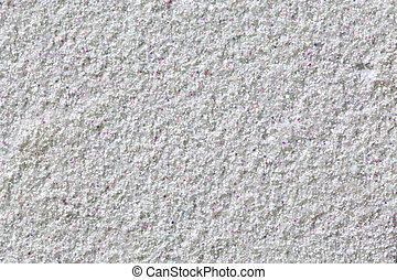 White wall background with colorful spots. A high resolution...