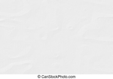 White watercolor paper texture, abstract background