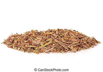 White Willow Bark Herb - White willow bark herb used in...