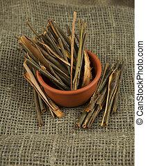 White Willow Bark Medical. Alternative Medicine - Dry ...