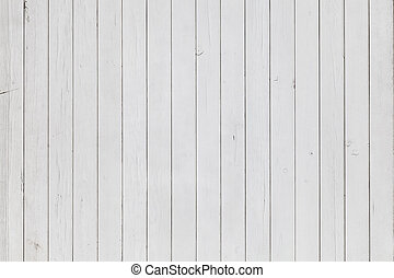 White Wood Background - Big Grunge White Old Wood Background...