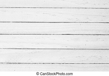 White wood background, Horizontal line.