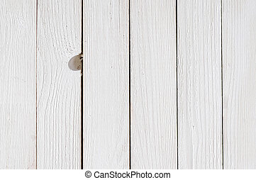 White Wood Background Painted Rustic Stock