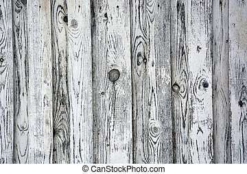 White wood. Picture can be used as a background