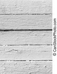 White wooden plank texture