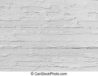 White wooden plank texture close-up