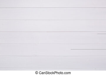 White wooden texture background. Copy space, text place. Backdrop. Wood finish material shop. Natural banner. Grey painted plank timber. Wall lining. Rustic mockup. Indoor interior. Horizontal lines