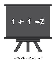 whiteboard, シルエット, ベクトル